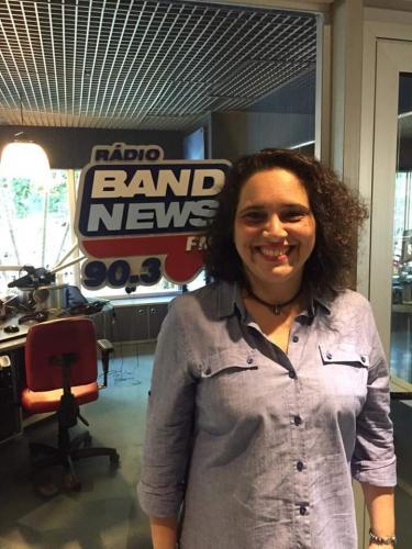 Entrevista na Rádio BAND AM